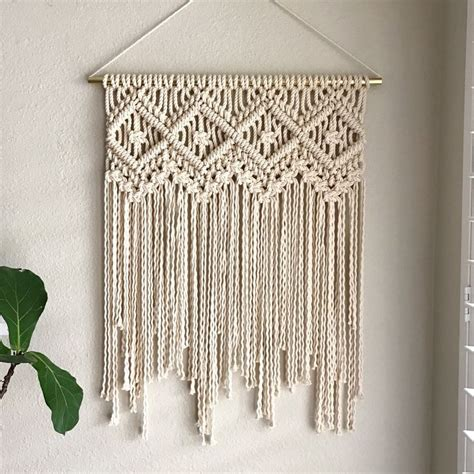Macrame Patterns Wall Hanging - 320 best macrame wall hanging images on