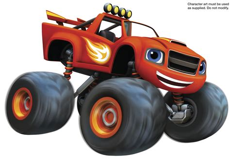 Blaze Truck Free Coloring Pages Of Blaze Monster Truck
