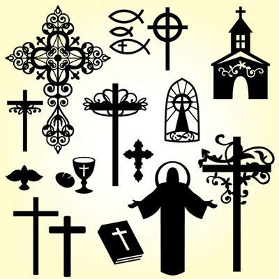 svg files for silhouette sizzix sure cuts a lot and make christian elements svg collection 5 99 svg files for