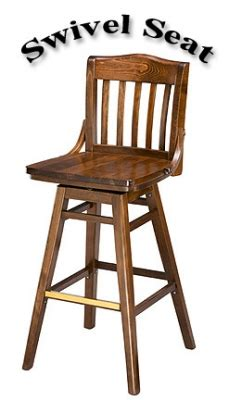 Foot Guards For Bar Stools by Bar Stool 25454 Wood Swivel School Bar Stool