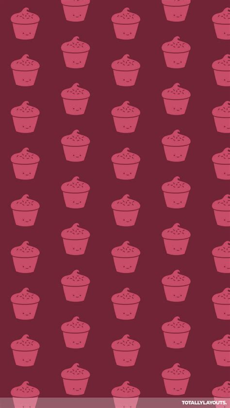 whatsapp wallpaper red red cute cupcakes whatsapp wallpaper food whatsapp chat