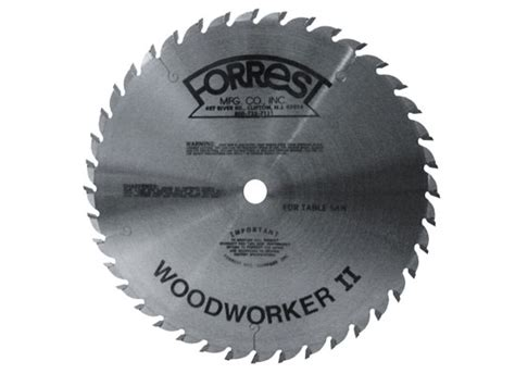 forrest woodworker 2 forrest woodworker ii 40t 10 quot x 1 8 quot kerf