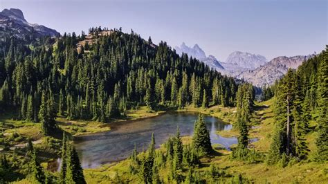 Pacific Crest Trail Section J by Section J Pacific Crest Trail Wa