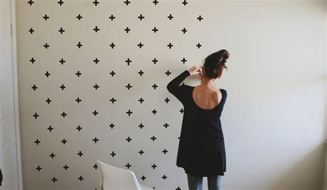 wallpaper for walls diy 10 diy wall decorations with washi tape