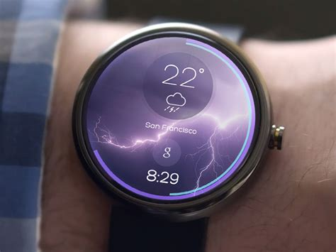 android wear moto 360 check out 10 beautiful moto 360 app concepts