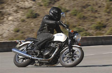 Triumph Motorrad Herkunft by Triumph Bonneville Testbericht