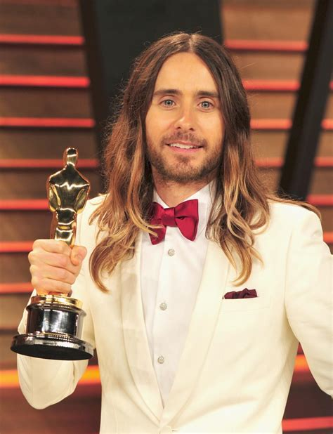 Jared Leto Vanity Fair by Accenture Logos Hd Hd Pictures Pictureicon