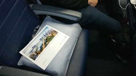 oscar munoz united ceo trip report flight united 1 ua1 san francisco ca sfo