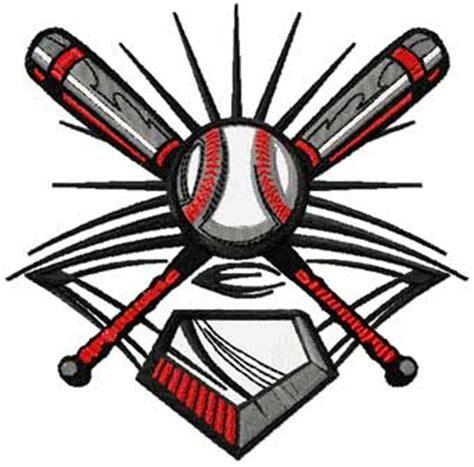 Baseball Machine Embroidery Design Baseball Designs