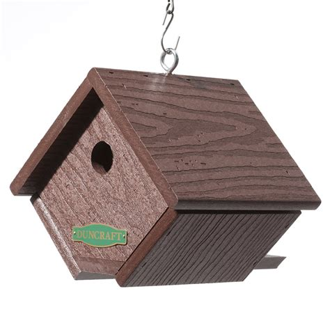 recycled plastic bird houses milk jug eco friendly