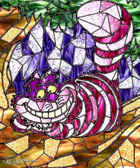stained glass cat 17 best images about cheshire cat on pinterest