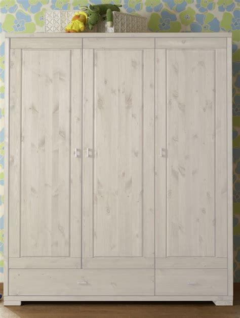 Holz Innen Lackieren Oder Lasieren by Massivholz Kinderschrank Babyschrank Kleiderschrank Kiefer