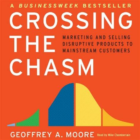 the marketer books crossing the chasm marketing and selling technology