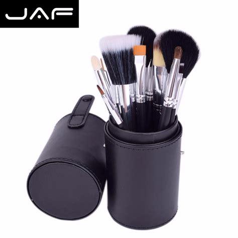 Kuas Makeup 1 Set Murah jaf kuas make up 12 set dengan black jakartanotebook