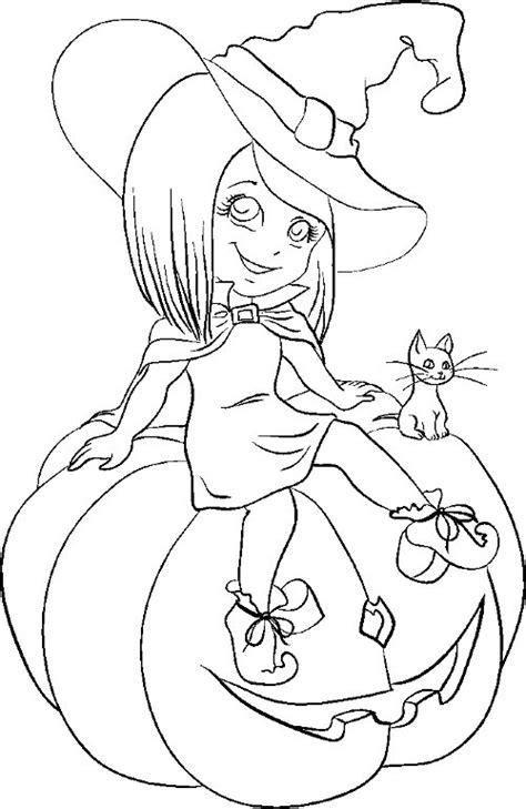 imagenes halloween dibujos dibujos halloween para colorear imprimir y recortar