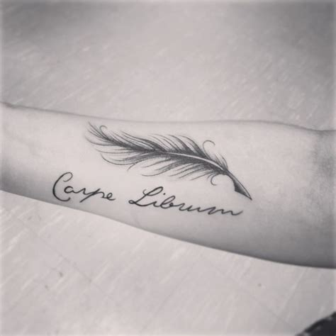Quill Tattoo Lettering | best 25 quill tattoo ideas on pinterest feather tattoos
