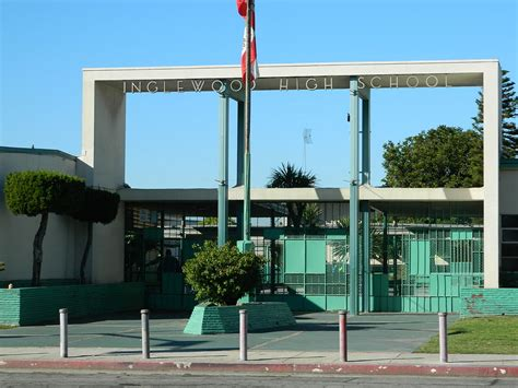 Lausd School Finder By Address Inglewood High School California