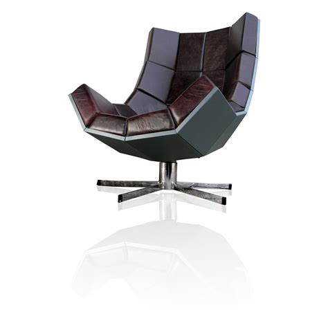 Villain Chair the villain chair the ultimate in evil luxury seating