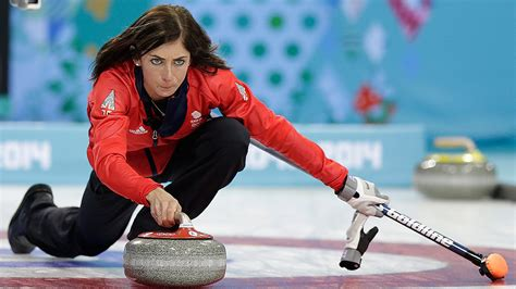 hot female olympic curlers britain beats us breaks olympic curling record on way to
