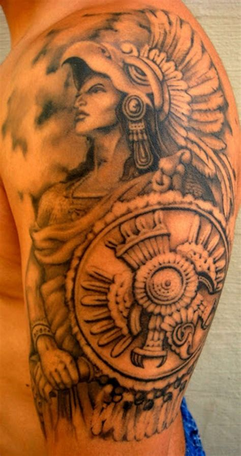 Best Aztec Tattoo Ideas For Men And Women Best Tattoo Mexican Aztec Tattoos Designs