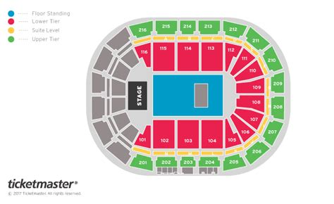 ticketmaster floor plan gaga joanne world tour platinum tickets manchester