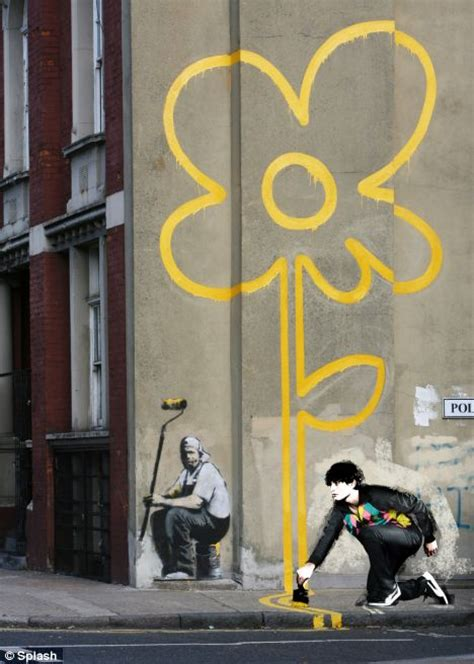 banksy art breaks the breaking the banksy the first interview with the world s most elusive artist banksy banksy