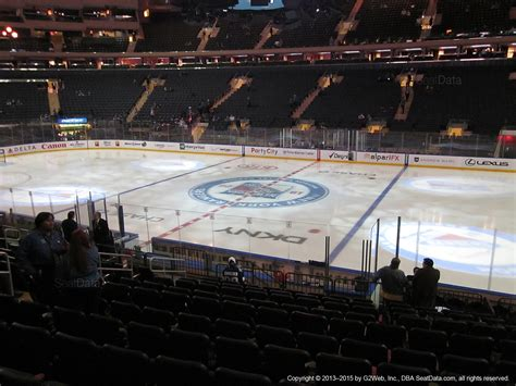 square garden section 108 new york rangers