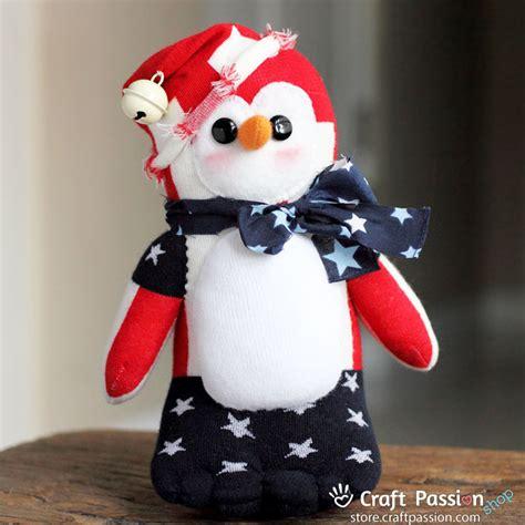 sock animals penguin roro sock penguin