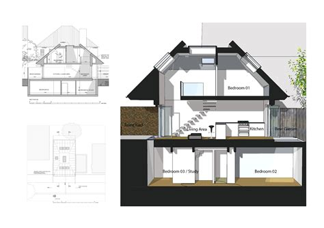 residential architectural design southfields wandsworth sw18 residential development