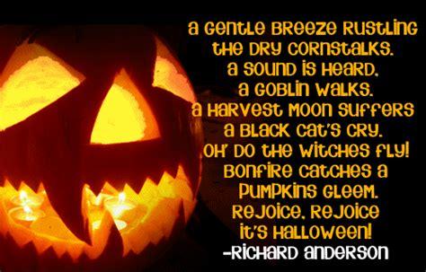 halloween cards halloween poem cards