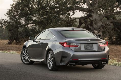 old lexus coupe models 2016 lexus rc coupe revealed gets 200t model with 241 hp