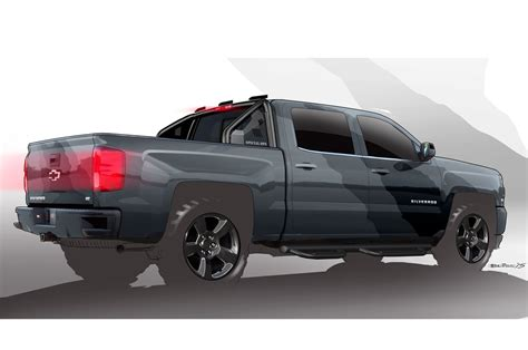 special edition chevy silverados chevrolet silverado special ops edition entering limited