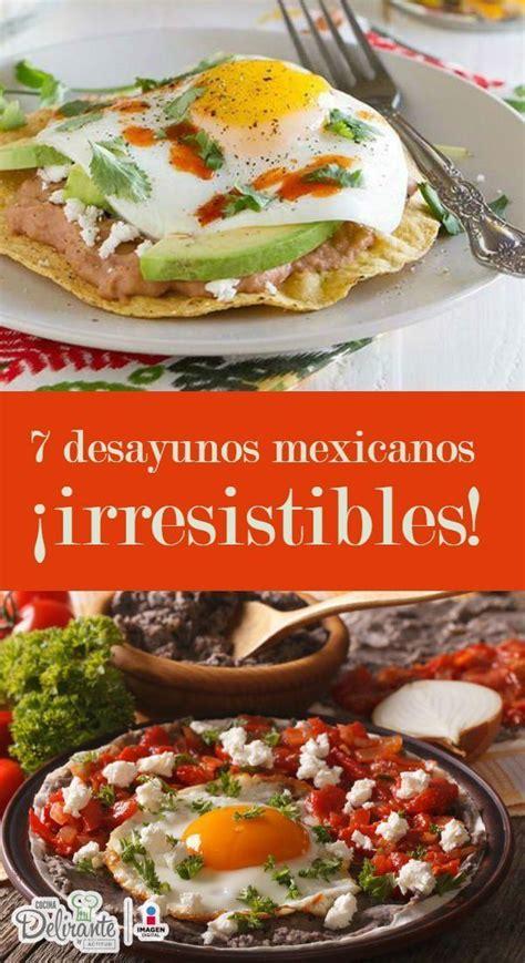 desayunos mexicanos  huevo cocinadelirante mexican