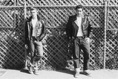 jack white pompador 1950s greasers 06 jpg 600 215 406 fifty guys pinterest