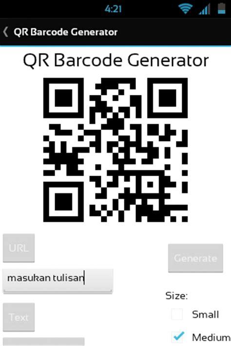 membuat qr code generator cara membuat barcode sendiri apung arul