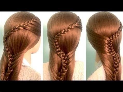 imagenes de trenzas muy bonitas como hacer peinados faciles y bonitos trenzas faciles y