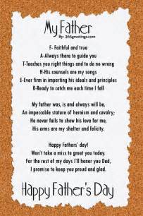 fathers day poems 365greetings com
