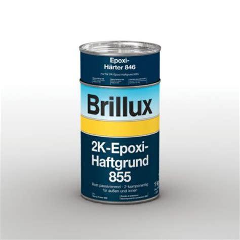 fliesenlack brillux brillux 2k epoxi haftgrund 855 ab 500 g rost passivierend