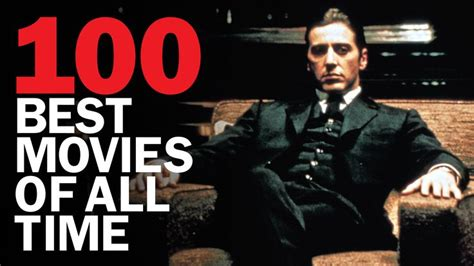 biography movies list all time the 100 best movies of all time movie films and movie list