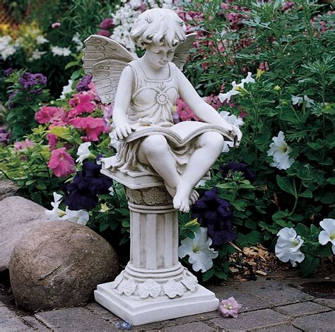 Yard And Garden Decor Garden Statue Outdoor Home Yard Sculpture Lawn Ornament Garden Decor Ebay