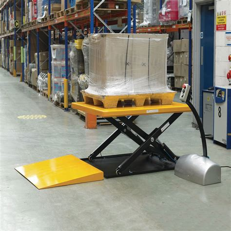 low profile lift table low profile lift table 1000kg with load r free uk