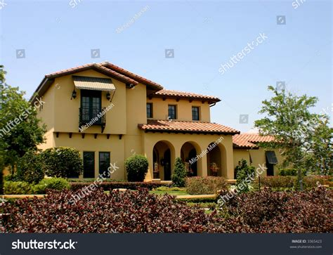 love the lighted arches ditto really cool especially at night i m sure for the home spanish style home stock photo 3365423 shutterstock
