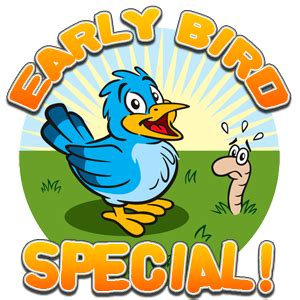 early bird the power of investing books early bird special
