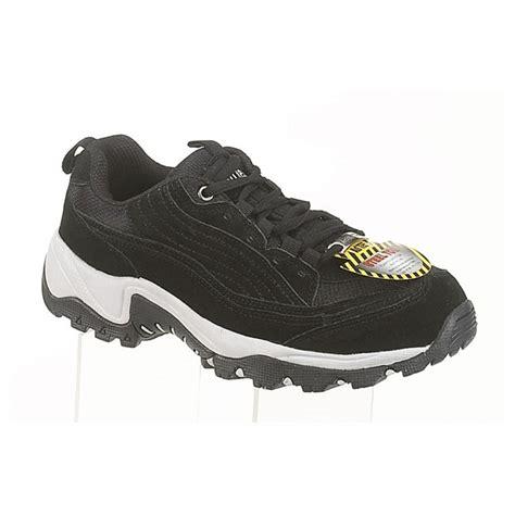 athletic steel toe shoes s ad tec 174 athletic steel toe hikers black 303887