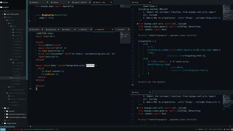themes for atom ubik gotham syntax