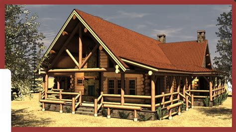 ranch log home plans ranch log home plans 1 story log home plans log ranch