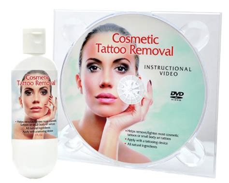 tattoo removal makeup cosmetic tattoo removal cosmetic dvd s books