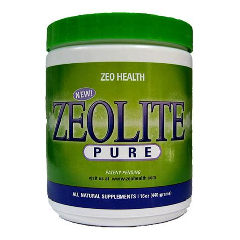 Zeolite Detox by What Is Zeolite Zeolite Powder