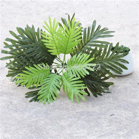 Daun Hias Wing Hijau Dekorasi Hiasan Leaf Artificial buy grosir tanaman palsu pohon from china tanaman