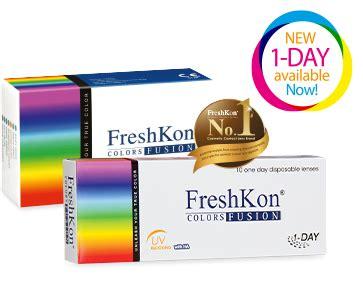 buy freshkon 1 day colors fusion online | lens4vision.com